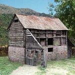 Derelict Barn II - Poser