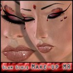 Glam Girls: V4 Makeup Resource