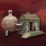 The Kroluk Distillery - Poser
