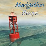 Navigation Buoys Pack - Poser