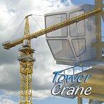 Tower Crane - Poser