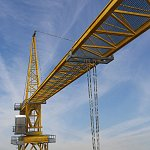 Tower Crane - Vue
