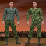 Battle Dress Uniform (BDU) for M4