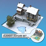 The 4 Seasons and Christmas Village